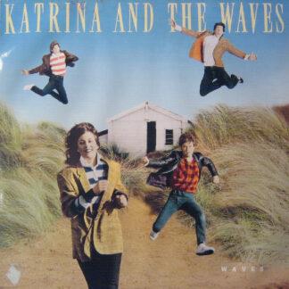 Katrina And The Waves - Waves (LP, Album)