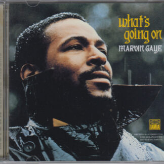 Marvin Gaye - What's Going On (CD, Album, RE, RM)