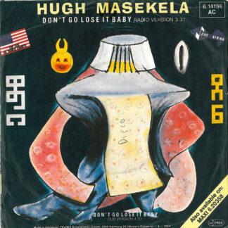 "Hugh Masekela - Don't Go Lose It Baby (7"", Single)"