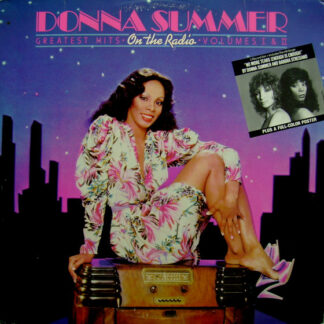 Donna Summer - On The Radio - Greatest Hits Volumes I & II (2xLP, Comp, Pos)