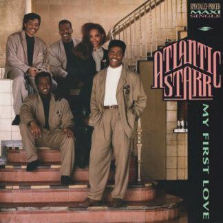 "Atlantic Starr - My First Love (12"")"
