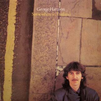George Harrison - Somewhere In England (LP, Album, Spe)