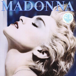 Madonna - True Blue (LP, Album)