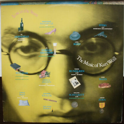 Various - Lost In The Stars - The Music Of Kurt Weill (LP, Album)
