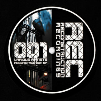 """Various - Reconstruction EP (12"""")"""