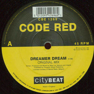 "Code Red - Dreamer Dream (12"")"
