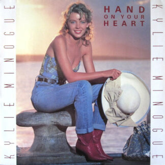 "Kylie Minogue - Hand On Your Heart (12"", Maxi)"