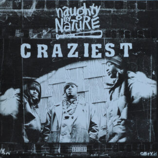 "Naughty By Nature - Craziest (12"")"