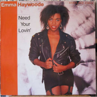 Emma Haywoode - Need Your Lovin' (12