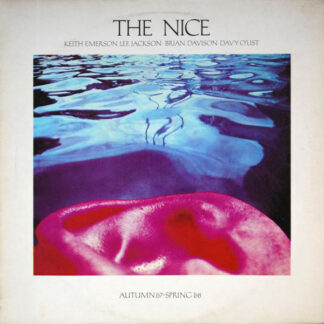 The Nice - Autumn '67 - Spring '68 (LP, Comp, Pin)
