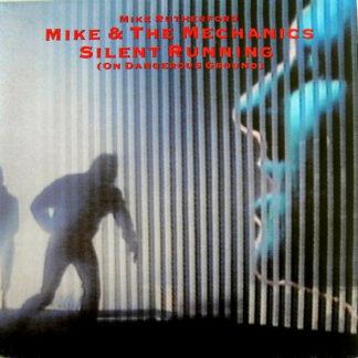 "Mike & The Mechanics - Silent Running (On Dangerous Ground) (12"", Single)"
