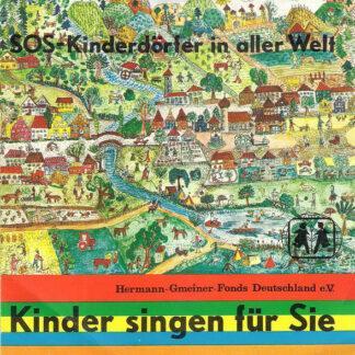 """Unknown Artist - Kinder Singen Für Sie (7"""")"""
