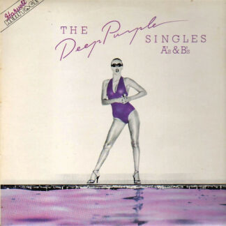 Deep Purple - The Deep Purple Singles A's & B's (LP, Comp, Mono)