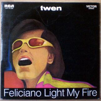 José Feliciano - Light My Fire (LP, Comp, Gat)