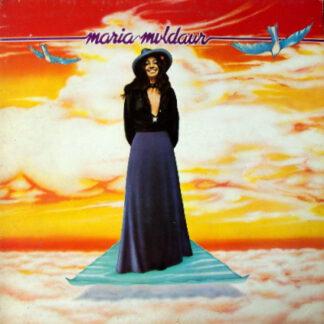 Maria Muldaur - Maria Muldaur (LP, Album, Gat)