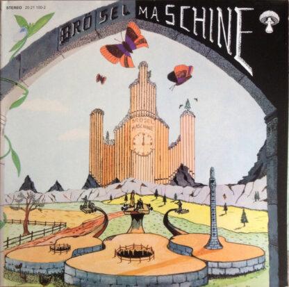 Bröselmaschine - Bröselmaschine (LP, Album, RE, Gat)