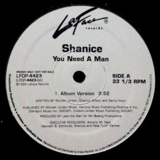 Shanice - You Need A Man (12