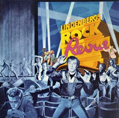 Udo Lindenberg Und Das Panikorchester - Lindenbergs Rock-Revue (LP, Album, Gat)