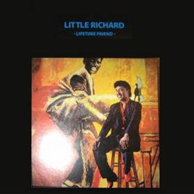 Little Richard - Lifetime Friend (LP, Album)