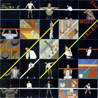 Fischer-Z - Word Salad (LP, Album, RE)