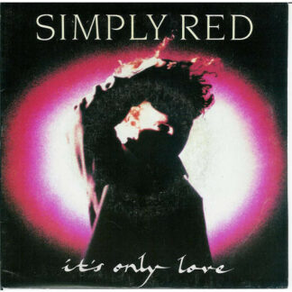 """Simply Red - It's Only Love (12"""")"""