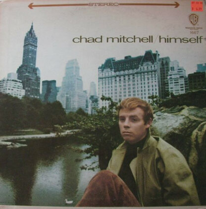 Chad Mitchell (2) - Himself (LP, Album)