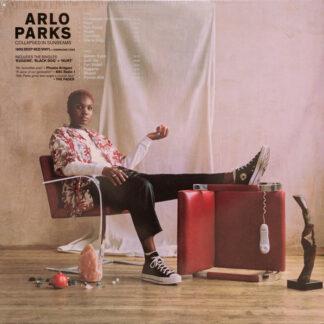 Arlo Parks - Collapsed In Sunbeams (LP, Album, Ltd, Red)