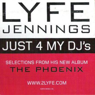 "Lyfe Jennings - Just 4 My DJ's (12"")"