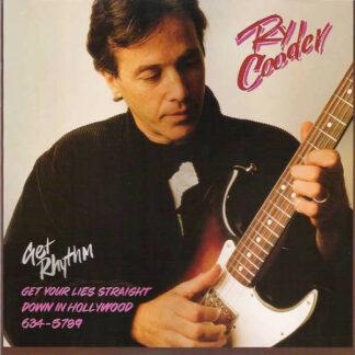 """Ry Cooder - Get Rhythm (12"""", EP)"""