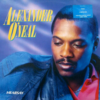 Alexander O'Neal - Hearsay (LP, Album)