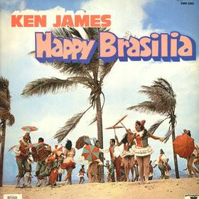 Orchester Ken James - Happy Brasilia (LP, Album)