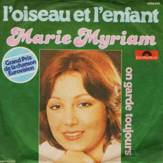 Marie Myriam - L'Oiseau Et L'Enfant (7