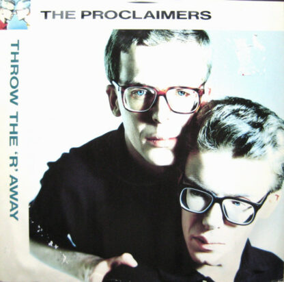 """The Proclaimers - Throw The 'R' Away (12"""")"""
