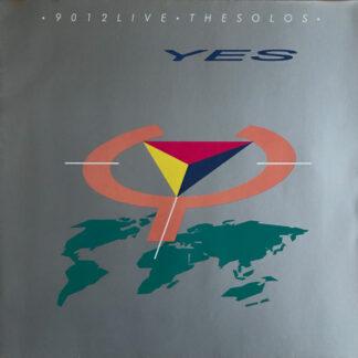 Yes - 9012Live • The Solos (LP, Album)