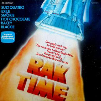 Various - RAK Time (LP, Comp)