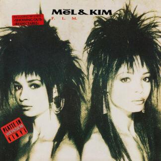 Mel & Kim - F.L.M. (LP, Album, Whi)