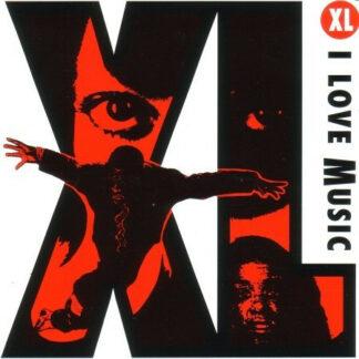 """XL (3) - I Love Music (12"""")"""