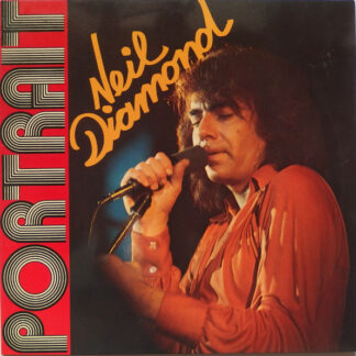 Neil Diamond - Portrait (2xLP, Comp, gat)
