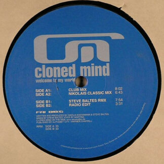 """CZR Featuring Darryl Pandy - Do You Want My Love? (12"""")"""