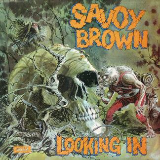 Savoy Brown - Looking In (LP, Album, Gat)