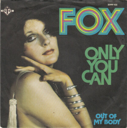 "Fox (3) - Only You Can (7"", Single)"