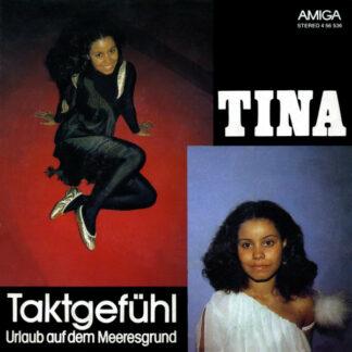 """Tina (6) - Taktgefühl / Urlaub Auf Dem Meeresgrund (7"""", Single)"""