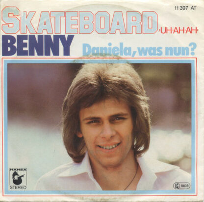 "Benny (4) - Skateboard (Uh-Ah-Ah) (7"", Single)"