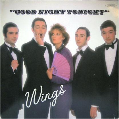 "Wings (2) - Good Night Tonight (12"")"