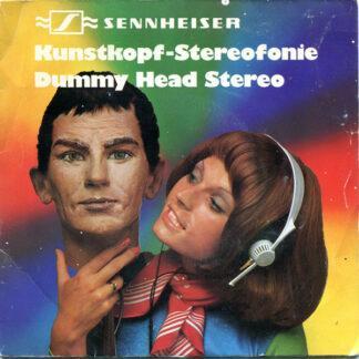 "Unknown Artist - Kunstkopf-Stereofonie / Dummy Head Stereo  (7"")"