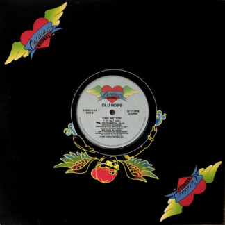 "Olu Rowe - One Nation (12"", Promo)"