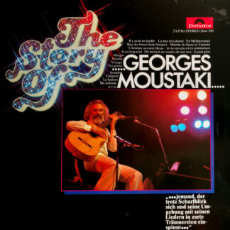 Georges Moustaki - The Story Of...Georges Moustaki... (LP, Album, RE + LP, Album, RE + Comp)