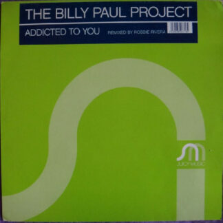 """The Billy Paul Project - Addicted To You (12"""")"""