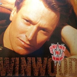 "Steve Winwood - Roll With It (12"", Promo)"