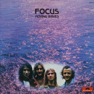 Focus (2) - Moving Waves (LP, Album)